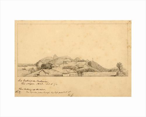 Saõ Gabriel do Rio Negro by Richard Spruce