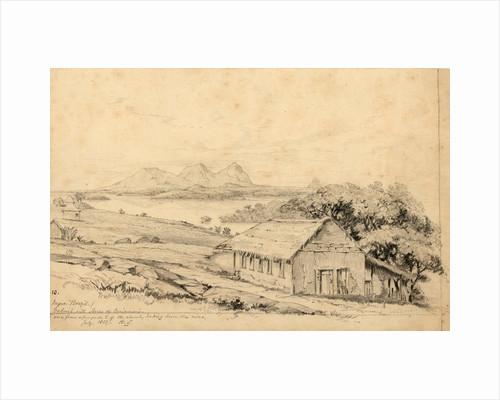 Saõ Gabriel village by Richard Spruce