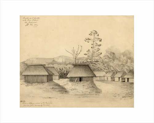The pueblo of Sta Isabel by Richard Spruce