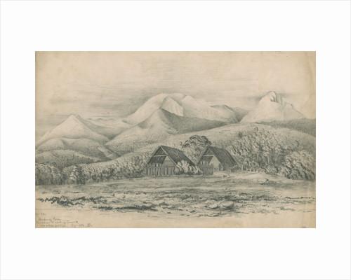Mountains north of Tarapóto by Richard Spruce