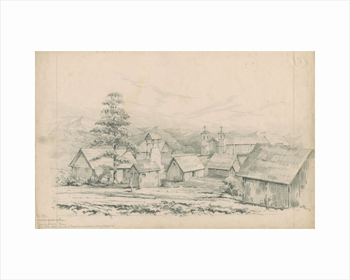 Lamas village by Richard Spruce