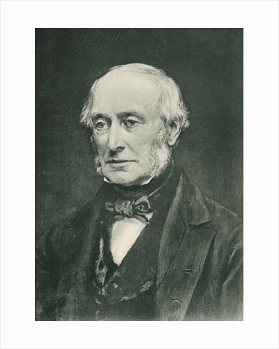 Potrait of William George Armstrong, 1st Baron Armstrong of Cragside (1810-1900) by Anonymous