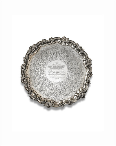 Salver by unknown