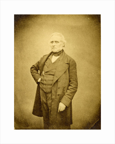 Portrait of John Forbes by Unknown