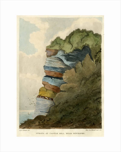 Strata at Castle Hill by Mary Ann Mantell
