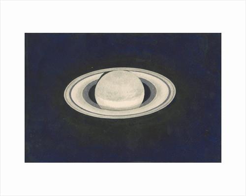 Saturn by Charles Piazzi Smyth