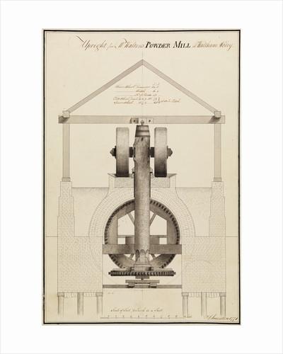Powder mill, Waltham Abbey by John Smeaton