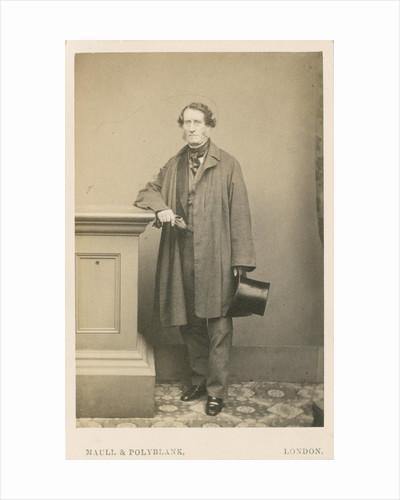 Portrait of Benjamin Guy Babington (1794-1866) by Maull & Polyblank