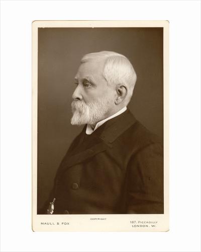 Portrait of Thomas Lauder Brunton (1844-1916) by Maull & Fox