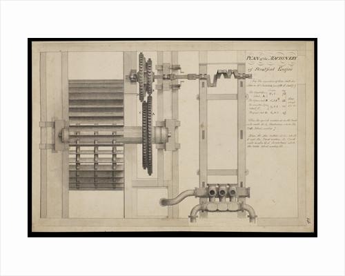 Stratford engine, London by John Smeaton