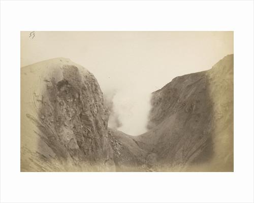 'Interior of Mount Hazard' by Charles Spencer
