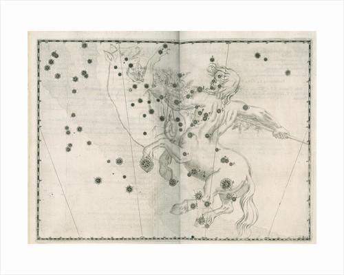 Constellation of Centaurus by Alexander Mair