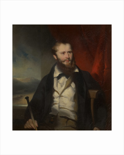 Portrait of James Holman (1786-1857) by George Chinnery