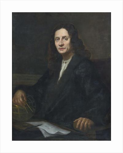 Portrait of Vincenzo Viviani (1622-1703) by Pietro Dandini