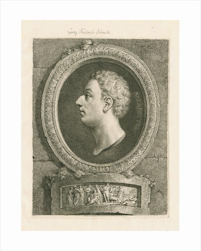 Portrait of Francesco Algarotti (1712-1764) by Georg Friedrich Schmidt
