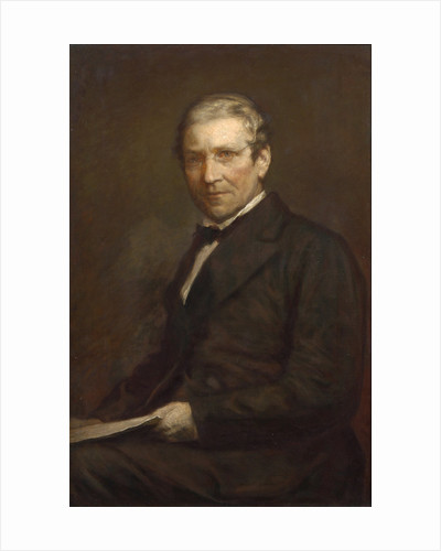 Portrait of Charles Wheatstone (1802-1875) by Charles Martin