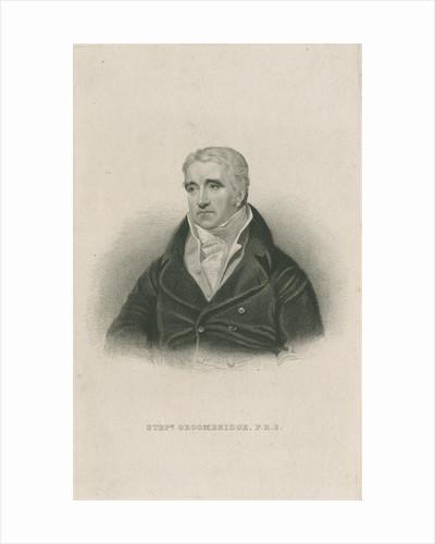 Portrait of Stephen Groombridge (1755-1832) by Anonymous