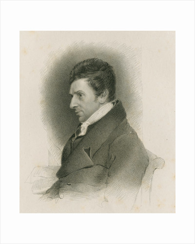 Portrait of Hudson Gurney (1775-1864) by John Cochran