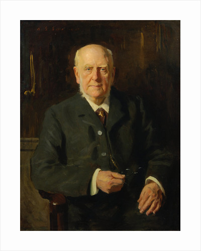 Portrait of Archibald Geikie (1835-1924) by Reginald Grenville Eves