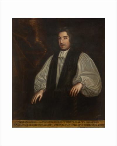 Portrait of John Wilkins (1614-1672) by Mary Beale