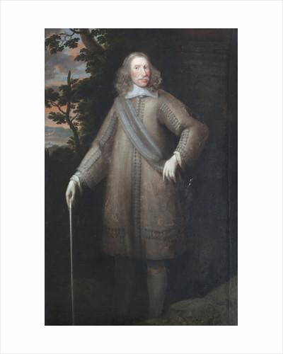 Portrait of a gentleman of the Chester family by Anonymous