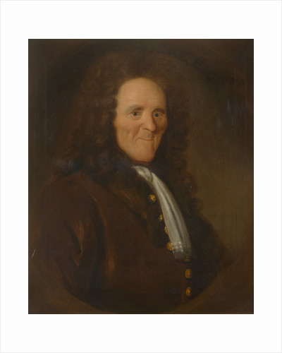 Portrait of Paul Buissiere (1650-1739) by unknown