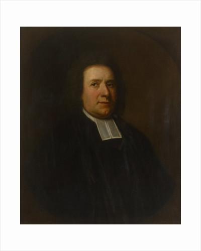 Portrait of William Derham (1657-1735) by unknown
