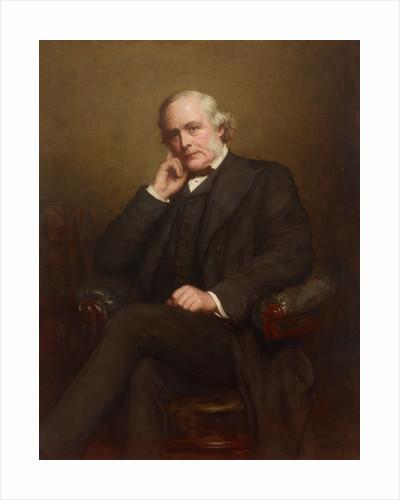Portrait of Joseph Lister, 1st Baron Lister of Lyme Regis (1827-1912) by Dorofield Hardy