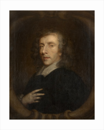 Portrait of Henry More (1614-1687) by Peter Lely
