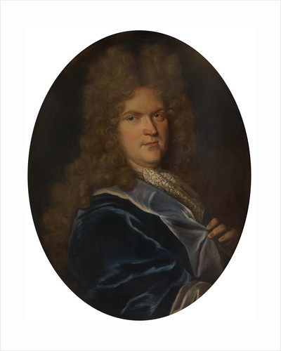 Portrait of unknown man by unknown