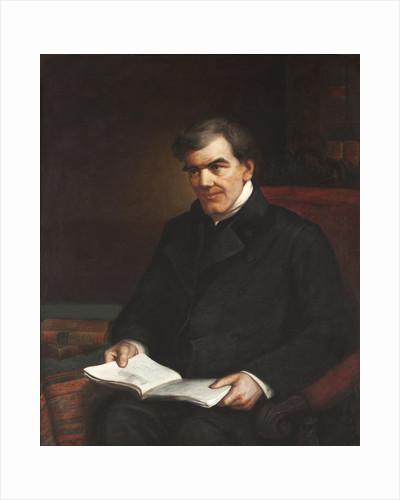 Portrait of George Peacock (1791-1858) by Douglas Wye Blakiston
