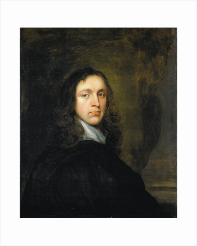 Portrait of Abraham Hill (1630-1732) by John Hayls