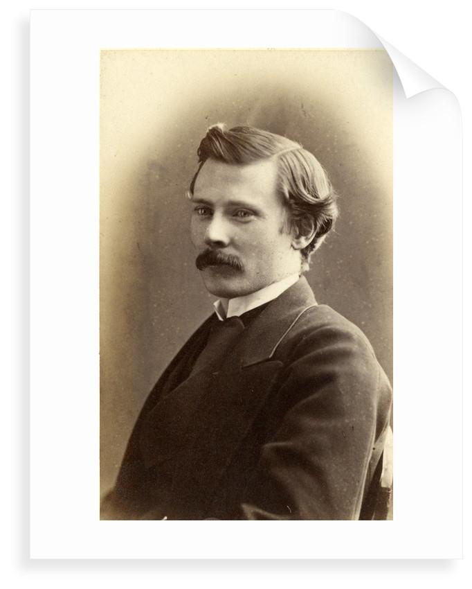 Portrait of Thomas Edward Thorpe by Chambers & Sellars