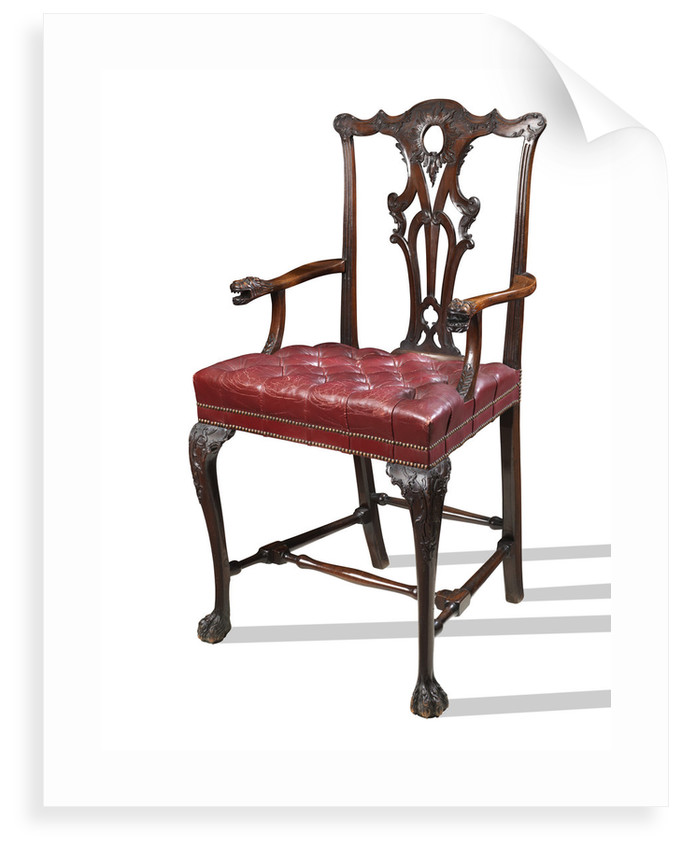 Master's chair by unknown
