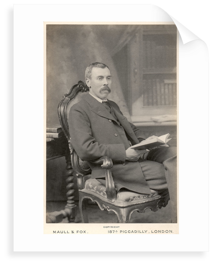 Portrait of Henry Frederick Baker (1866-1956) by Maull & Fox