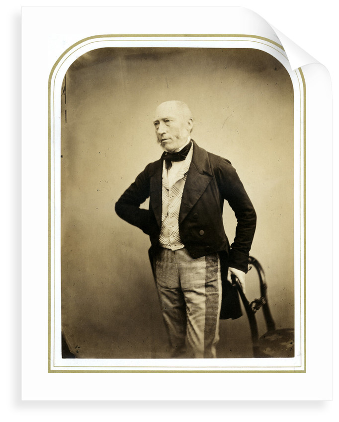 Portrait of John Phillips (1800-1874) by Maull & Polyblank