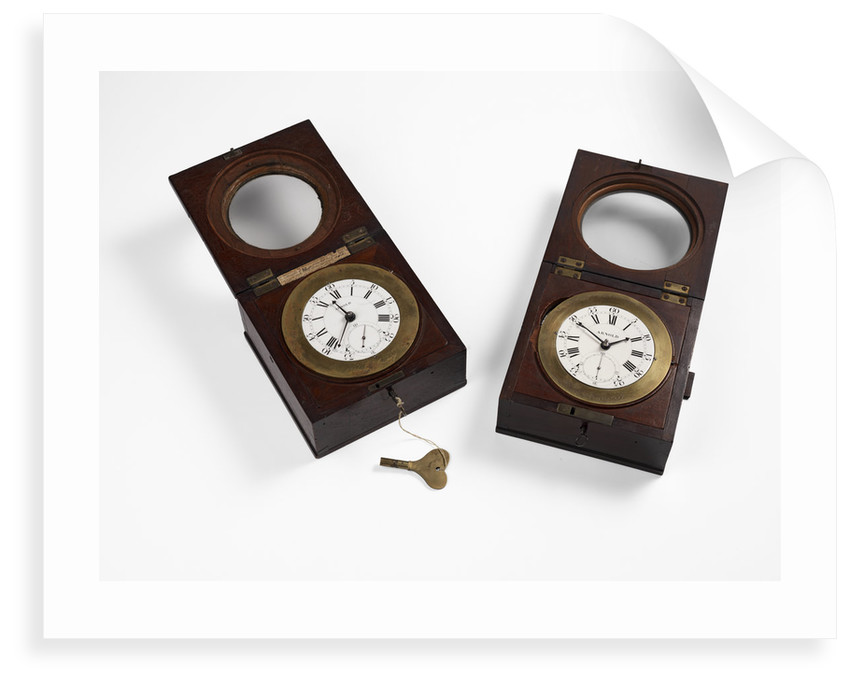 John Arnold chronometers by John Arnold