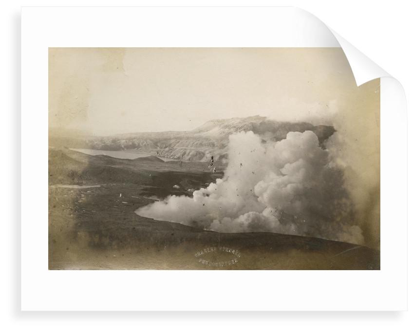 'View from Te Hape o toroa...' by Charles Spencer