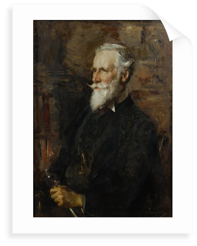 Portrait of Sir William Crookes (1832-1919) by Edward Arthur Walton
