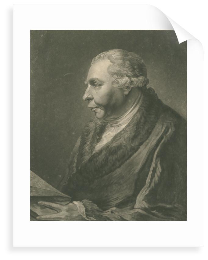 Portrait of George Fordyce (1736-1802) by George Keating
