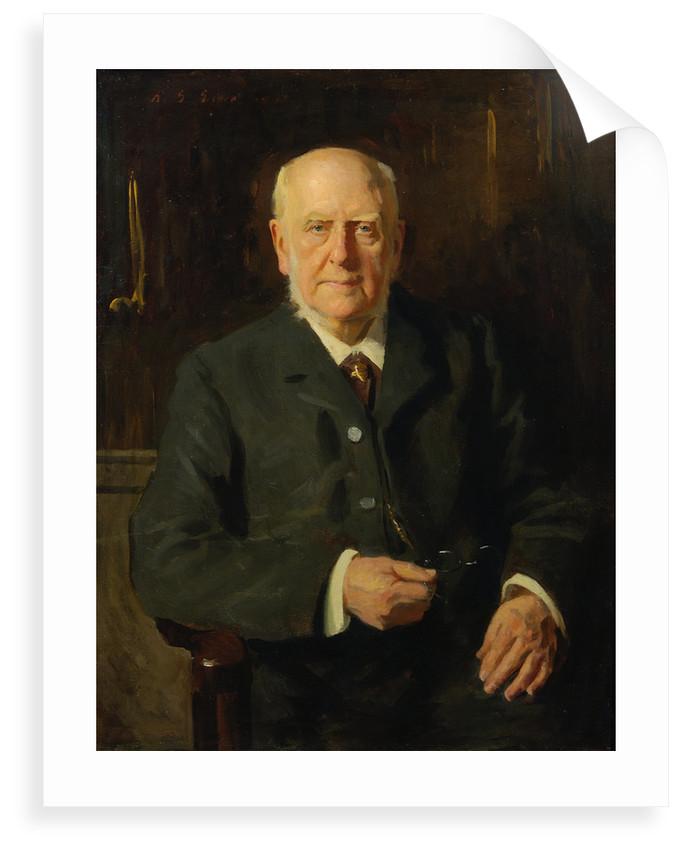 Portrait of Archibald Geikie (1835-1924) by Reginald Grenville Eves
