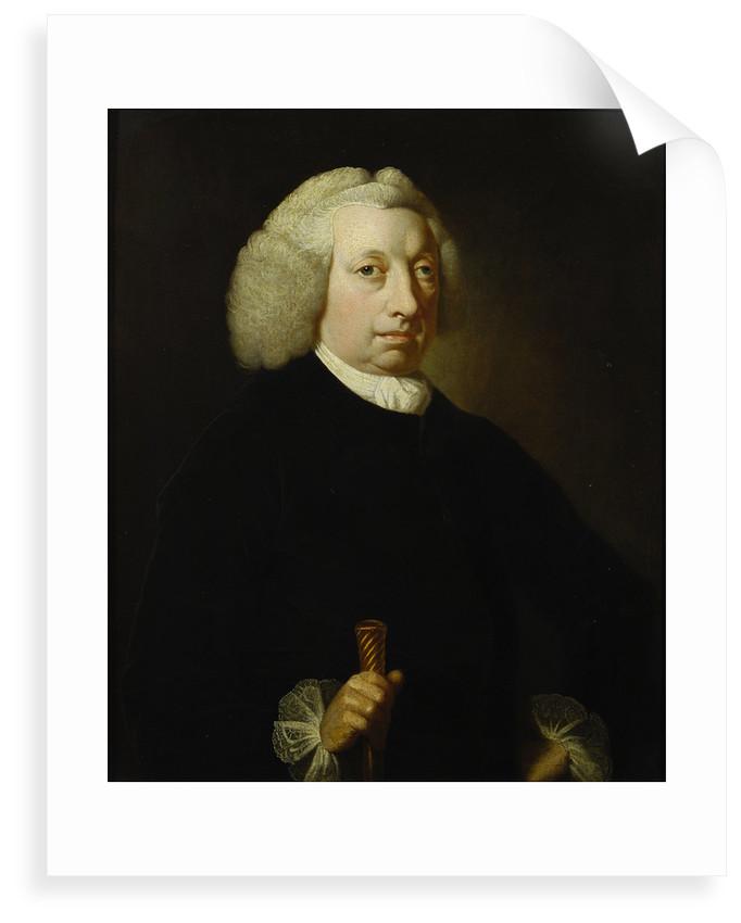 Portrait of John Huxham (1692-1768) by Thomas Reynell