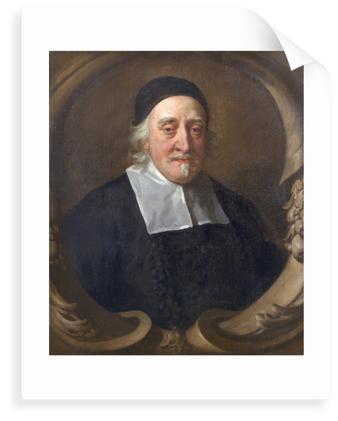 Portrait of Peter Ball (1633-1675) by John Riley