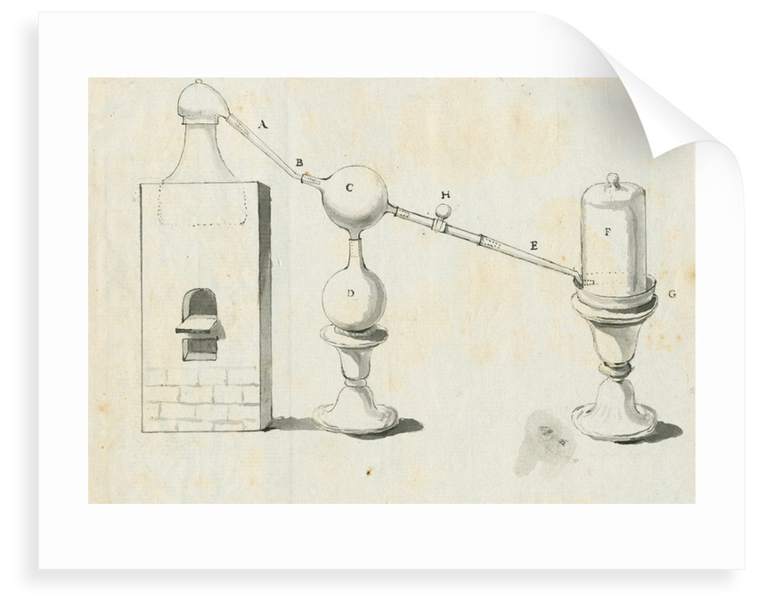 Laboratory equipment for chemical analysis by Anonymous
