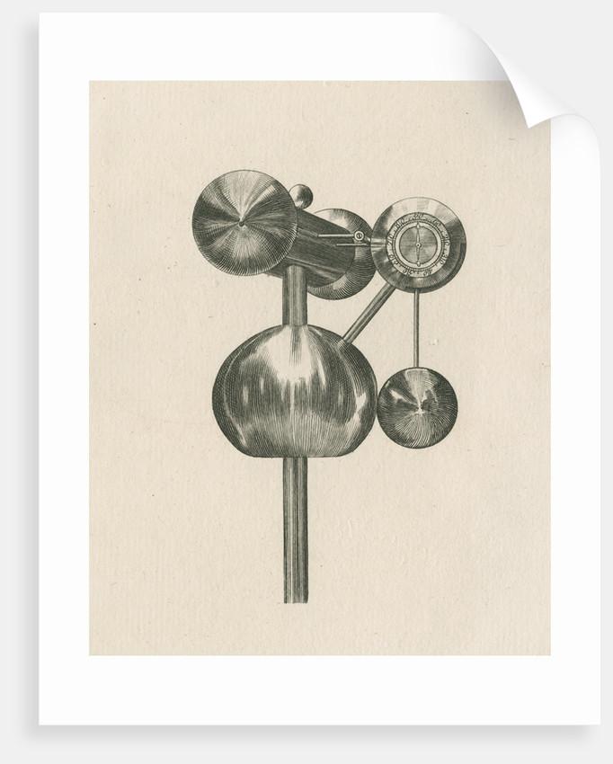 Cuthbertson's electrometer by Barend de Backer