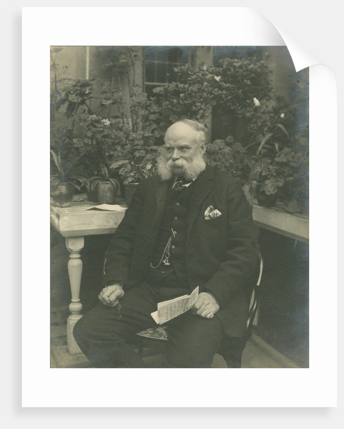 Portrait of Andrew Noble (1831-1915) by Anonymous