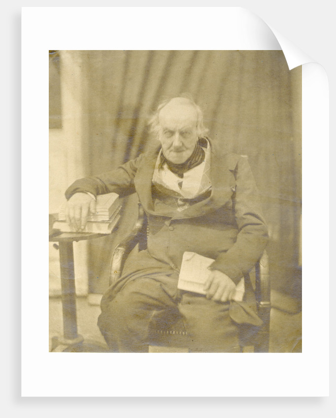 Portrait of Jean-Baptiste Biot (1774-1862) by Henri-Victor Regnault