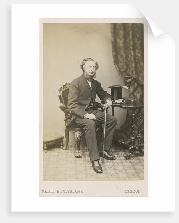 Portrait of John Frederic La Trobe Bateman (1810-1889) by Maull & Polyblank