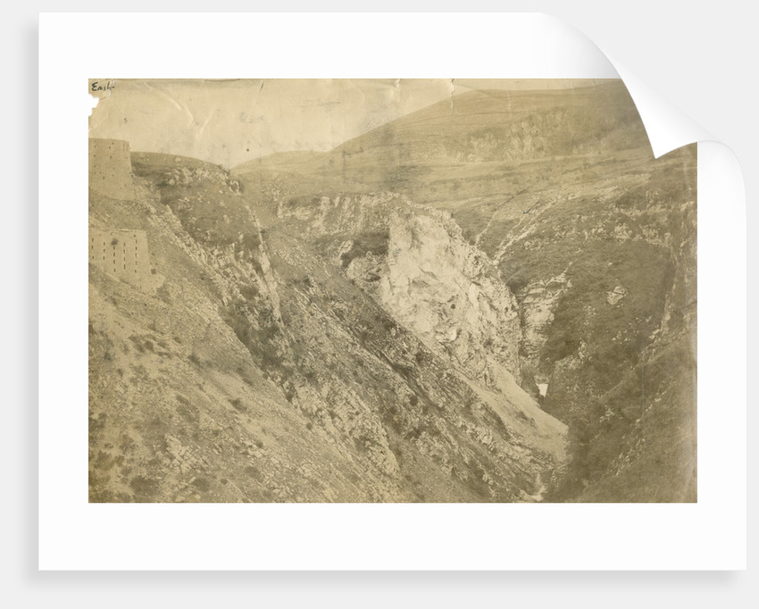 'Campostrina, Gorge of the Calore...' by Alphonse Bernoud Grellier