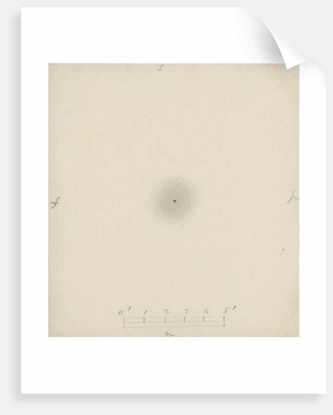 IV.69 the Crystal Ball Nebula by John Frederick William Herschel